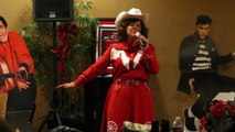 Patsy Cline tribute artist sings 'Love Sick Blues' Jackson Mississippi Nov 2015
