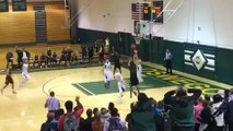 Division III Basketball Team Forces OT With Craziest Full-Court Inbounds Play