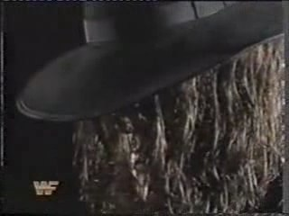 Undertaker an All American