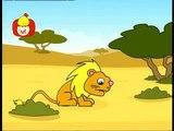 Koleżki na dłoni : Lew i kaczka, dla dzieci