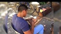 Familia de Chiapas hace creaciones auténticas para visita papal | Noticias de Chiapas