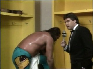 WWF Survivor Series 1988 - Jake Roberts Bonus Post-Match Interview