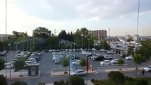 A small glimpse of Outside of Turkey Istanbul Ataturk Airport, Turkish airport, turkish airlines,