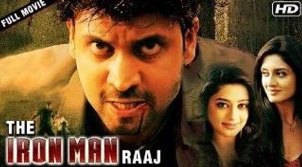 New Hindi Movies 2015 - The Iron Man Raaj - New Full Length Movies In HD