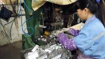 Herrajes para Closet, Herrajes para Armarios - China: Puertas Madera Ligeras Corredizas Deslizantes / Production 4