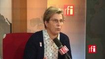 Marie-Noëlle Lienemann: «Il faut soutenir la demande intérieure par le pouvoir d'achat»