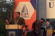 Federal Minister for Commerce, Mr. Khurram Dastgir Khan speech at 5th Convocation of GIFT University, Gujranwala