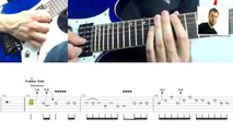 Tutoriel guitare - Metallica - Solo de Nothing Else Matter