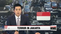 Islamic State group claims deadly Jakarta bomb attacks