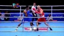 Tony Yoka, Champion du monde Elite 2015
