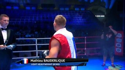 Mathieu Bauderlique, Champion du monde APB 2015 (81 kg)
