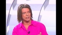 Nulle Part Ailleurs Interview David Bowie - 1999 - CANAL+