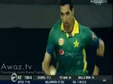 The Old Umar Gul is back with his Deadly Yorkers