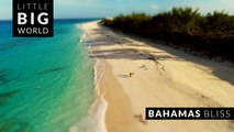Bahamas Bliss (Time Lapse - Aerial - Tilt Shift- 4k)