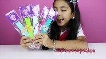 My Little Pony Slap Bands MLP Slap Bracelets Apple Jack Celestia Rarity Twilight Sparkle F