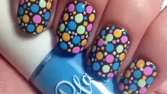 Nail Paint Art very unique n different and easy to apply