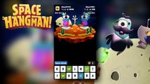 Space Hangman - Hangman mobile game in space!