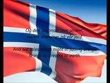 Norwegian National Anthem - 'Ja Vi Elsker Dette Landet' (NO EN)
