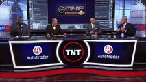 Inside The NBA - Charles Barkley Says Kawhi Leonard Is The Best Player In NBA