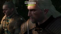 The Witcher 3- Wild Hunt NVIDIA GameWorks Video