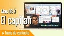 Probamos Mac OS X El Capitan, con todas sus características