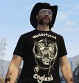 Lemmy Kilmister in GTA V (Tribute to Motörhead)
