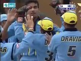 Young Zaheer Khan bowling excellent Yorkers at the start of career. Fast Yorkers by young Zaheer Khan. Rare cricket vid