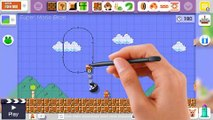 Super Mario Maker - Tráiler E3 2015 (Wii U)