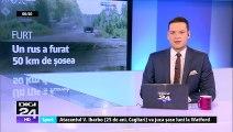 Drum furat în Rusia. În Rusia se fură drumurile. Un oficial este acuzat că a ordonat demolarea unei şosele de 50 de kilometri pentru a vinde cele şapte mii de segmente din beton pentru profitul personal.