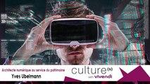 Yves Ubelmann, Iconem - La visite virtuelle 3D fournira une meilleure compréhension de l'héritage de la civilisation et de l'histoire des sites par les scientifiques