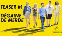 """FIVE - Teaser #1 """"Dégaine de merde"""" - Pierre Niney/ François Civil / Igor Gotesman (2016)"""