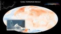 La NASA advierte que Groenlandia se está derritiendo