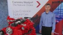 Nuevo motor de gas natural reduce un 90% las emisiones NOx