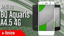 Análisis BQ Aquaris A4.5
