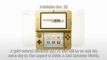 Nintendo 3DS - The Legend of Zelda Nintendo 3DS XL