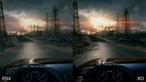 Battlefield 4- PlayStation 4 vs. Xbox One comparison