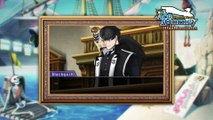 Phoenix Wright- Ace Attorney - Dual Destinies - Turnabout Reclaimed DLC trailer