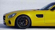 Mercedes-AMG GT trailer