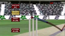 Pakistan bowling out England for just 72 runs. England all out for just 72. Rare cricket video
