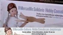 II Mercadillo Solidario Hobby Consolas por Juegaterapia