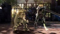 SoulCalibur Lost Swords   PS3   Siegfried Trailer 'He who fights the past'