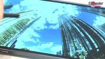 Samsung Galaxy Note 4 pantalla