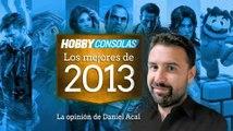 Lo mejor de 2013 (HD) Daniel Acal en HobbyConsolas.com