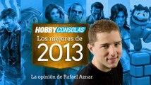 Lo mejor de 2013 (HD) Rafael Aznar en HobbyConsolas.com
