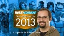 Lo mejor de 2013 (HD) Alberto Lloret en HobbyConsolas.com