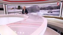 Neige : dans le Grand-Est, les chutes de neige vont durer
