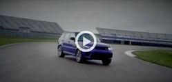 Drift con un Range Rover Sport