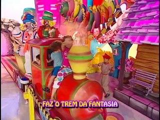 O trem da fantasia