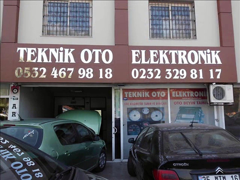 Oto Beyin Tamiri İzmir