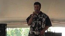 Anthony Hopkins sings 'Treat Me Nice' Elvis Week 2005